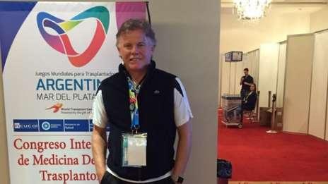 """Bortman: """"Siempre tuve la fantasía de hacer el Mundial de Trasplantados en Argentina"""""""