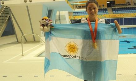 Natación coronó una jornada sensacional con tres medallas más