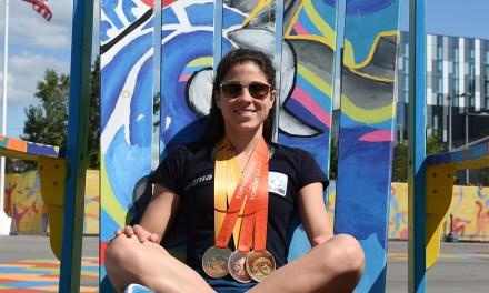 """Natación / Daniela Giménez: """"En Río pretendo una medalla"""""""