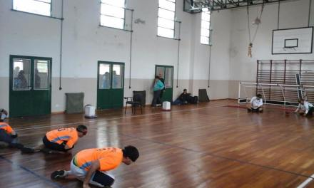 Goalball: Rosell, APANOVI, Lomas y San Miguel, semifinalistas
