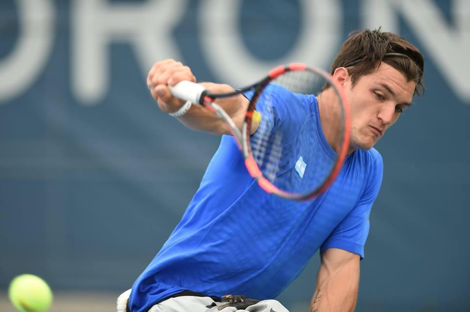 Tenis adaptado: derrota para Fernández en la final Saint Louis