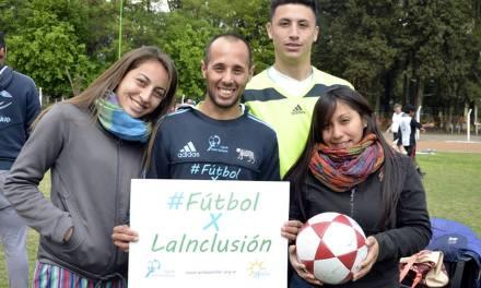 Fútbol por la inclusión