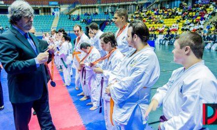 El karate adaptado crece con fuerza en la Argentina