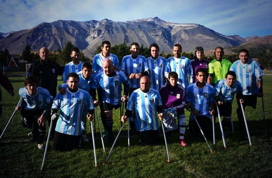 La Selección Argentina para amputados ya está en México