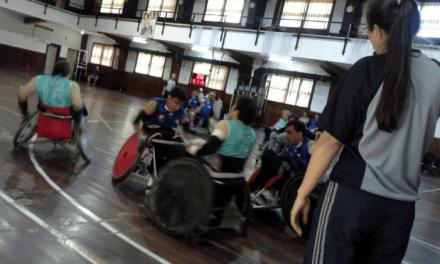 Rugby en silla de ruedas: Caranchos y Buitres, se perfilan como candidatos