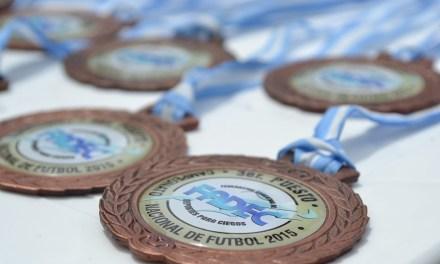 Fútbol para ciegos: Un cierre emotivo en el Campeonato Nacional