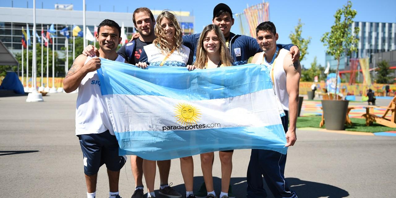 Pesas: Argentina se prepara para la World Cup de Brasil