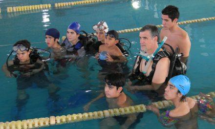 Comienzan las escuelas de formación deportivas adaptadas
