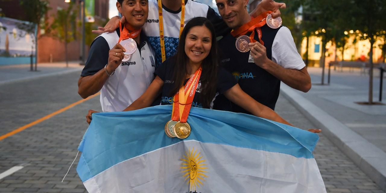 Ciclismo adaptado: Argentina y sus sueños viajan a Italia