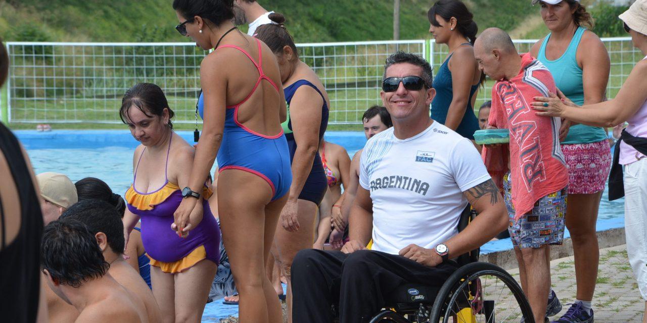 Paracanotaje: la Selección se concentró en Olavarría