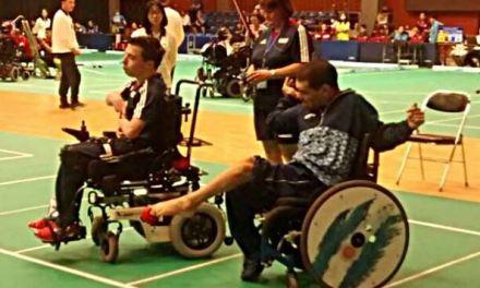 Boccia: Triunfos de Ibarburen y González en el Mundial Individual de China