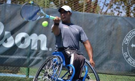 Tenis adaptado: Agustín Ledesma entró al Top 30 del ranking mundial
