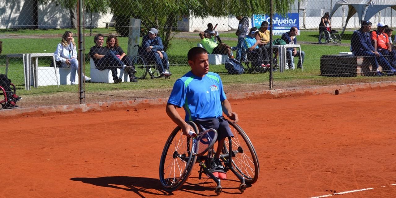 Tenis adaptado: revancha para Casco y Moreno en el arranque del Abierto de Chile