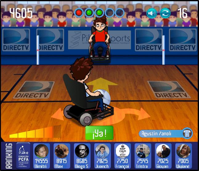 Powerchair Football, ahora en videojuego