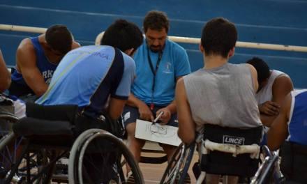 Básquet adaptado: Argentina se prepara para el Sudamericano