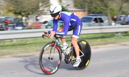 Paraciclismo: los representantes paralímpicos, campeones en Paraná