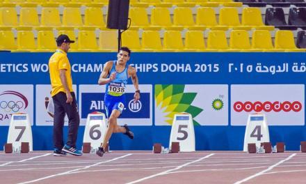 Atletismo adaptado: Argentina, rumbo al Caixa