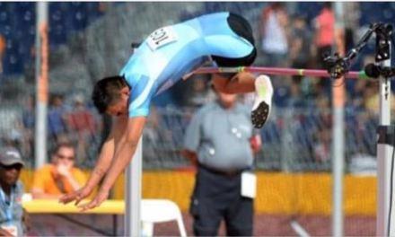Atletismo: Jonathan Avellaneda, con la mente puesta en el Mundial de Londres
