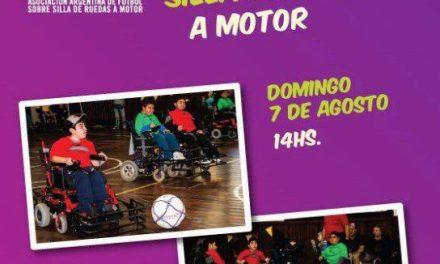 El Fútbol en silla de ruedas y una interesante propuesta