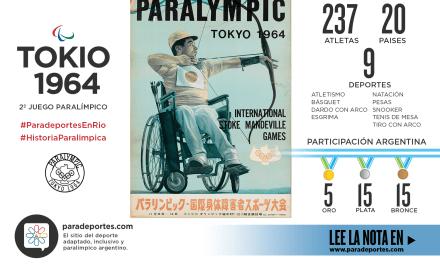 Tokio 1964: la mejor actuación argentina de la historia