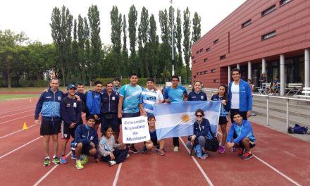 Atletismo: Argentina ya está lista para el debut