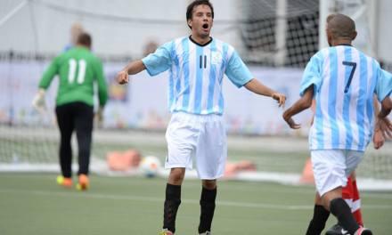 Fútbol 7: Irán reemplazará a Rusia y será rival de los Tigres