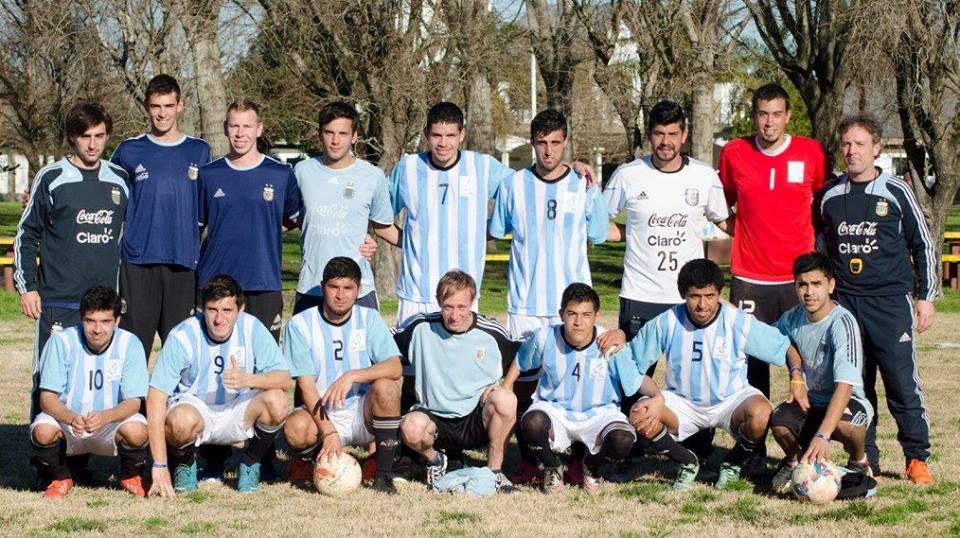 Fútbol 7 | La recta final de Los Tigres