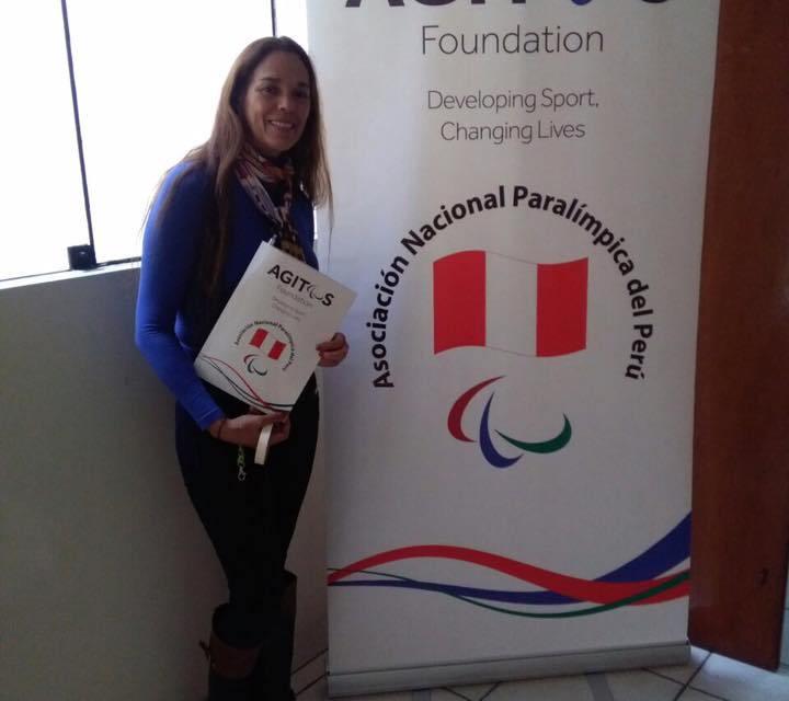 """Lucha Villar: """"La designación de Lima para los Parapanamericanos 2019 sirvió para el crecimiento del movimiento paralímpico en Perú"""""""