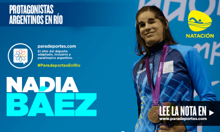 Nadia Báez quiere repetir