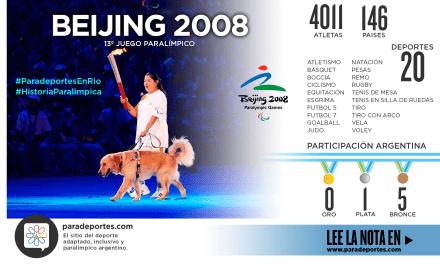 BEIJING 2008: EL JUDO ARGENTINO SE DESTACA EN CHINA