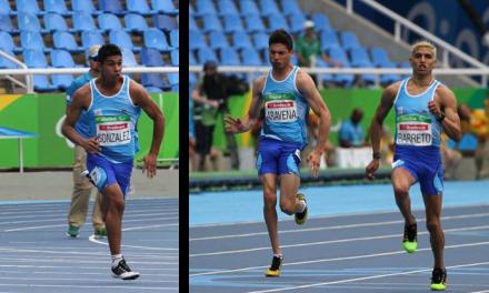 Atletismo: tres argentinos en la final de 200 metros