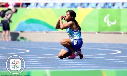 Atletismo: Yanina Martínez, a 8 centésimas del bronce
