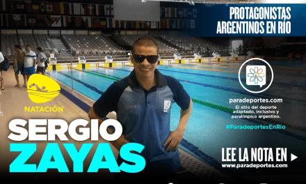Zayas, por la revancha en Río