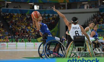 """Fernanda Pallares: """"El básquet me ayudó a salir adelante"""""""