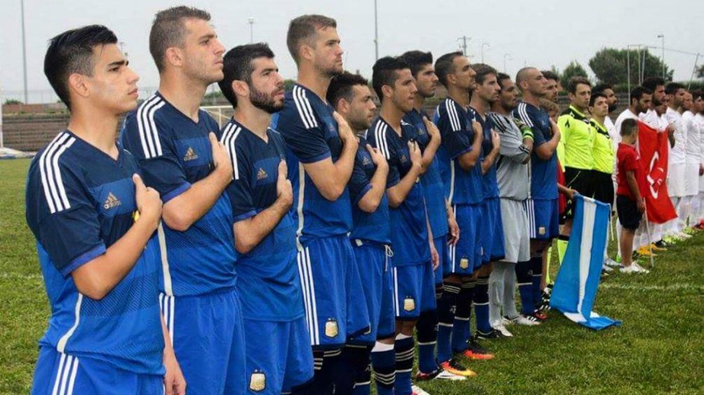 Fútbol para sordos: Los Toros le apuntan a las Olimpiadas de Turquía