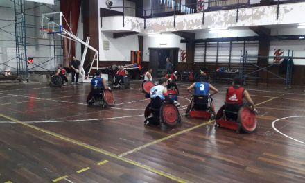 Quad Rugby: Argentina se prepara para el cuadrangular internacional de Tigre