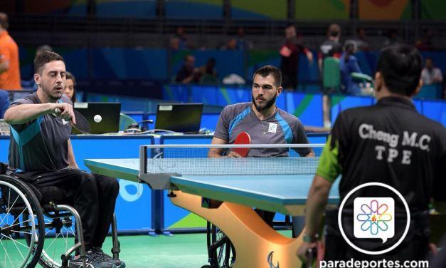 Tenis de mesa: Argentina finalizó su participación en Río