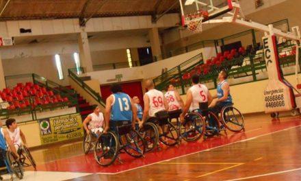 Básquet sobre silla de ruedas: SICA, finalista