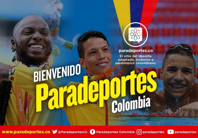 ¡Llegó Paradeportes Colombia!