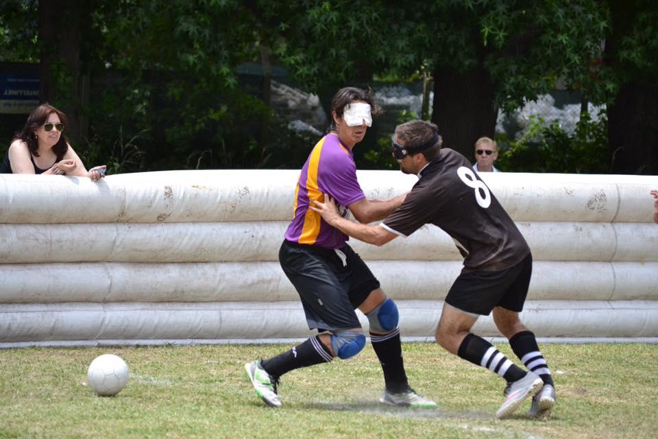 Fútbol para ciegos: Libertad y ACHADEC, semifinalistas