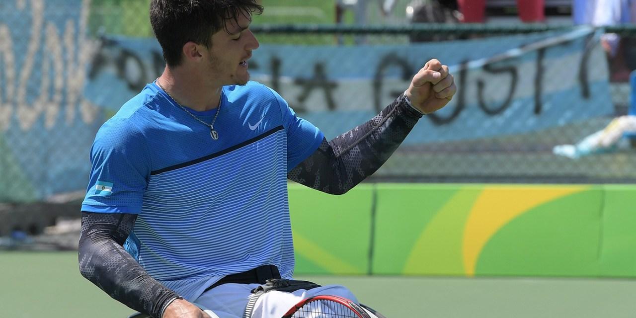 Tenis adaptado: Gustavo Fernández y un triunfazo en Estados Unidos