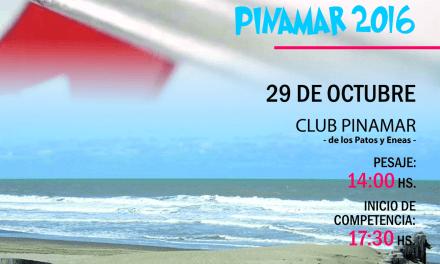 Se viene el Torneo Nacional de pesas en Pinamar