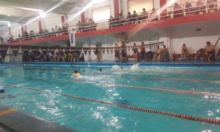 La natación paralímpica vivió su fiesta en Independiente