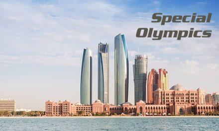 Olimpiadas Especiales: los Juegos Mundiales de Verano 2019 serán en Abu Dabi