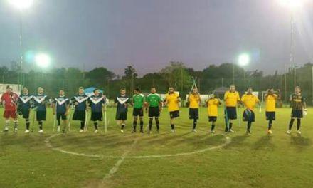 Fútbol para amputados: La Copa Raza Chaco ya está en marcha