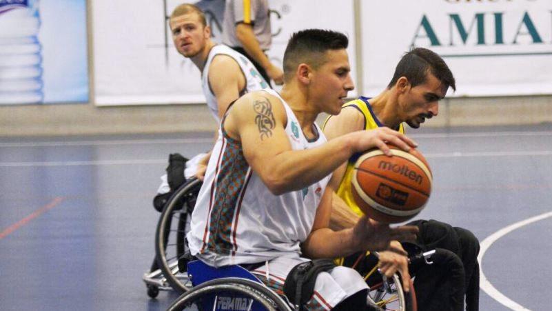 Básquet en silla de ruedas: Los argentinos se hacen sentir en Europa