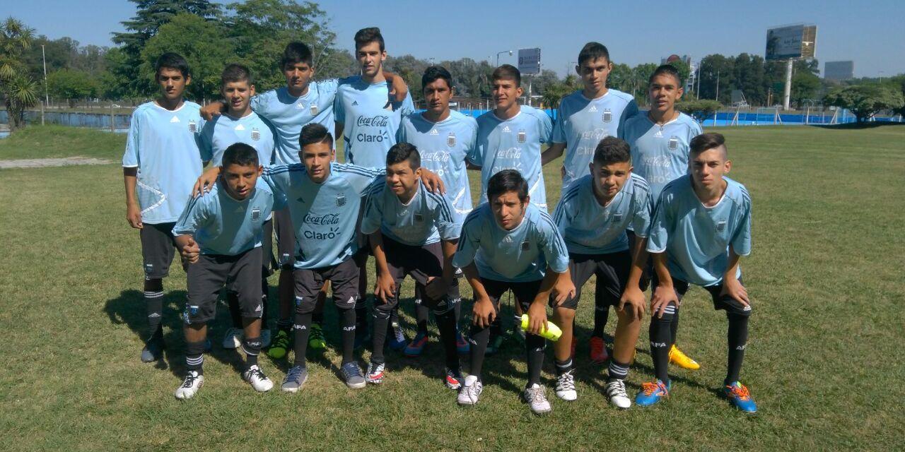 Fútbol 7: La Selección Juvenil ya piensa en los Parapanamericanos de San Pablo