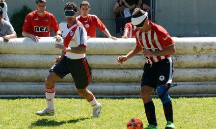 Fútbol para ciegos: Estudiantes y River, a la final nacional