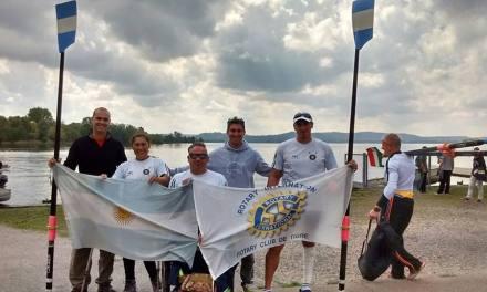 Remo paralímpico: se viene el Campeonato Argentino