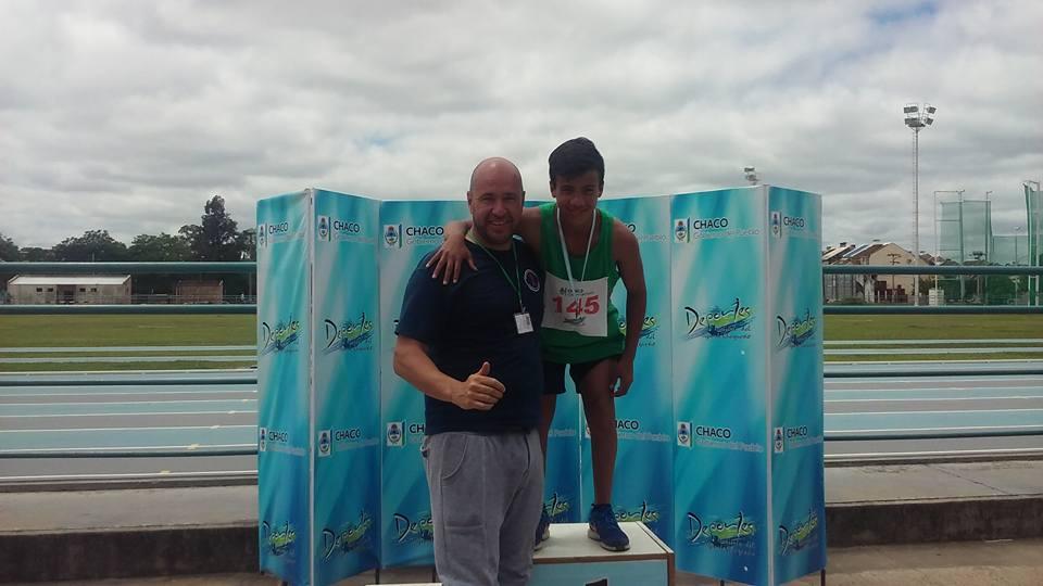 Atletismo: Chaco fue la sede del Campeonato Nacional Juvenil